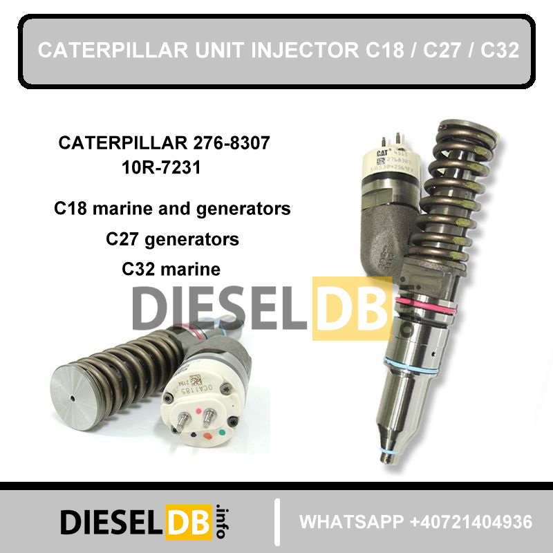 276-8307 Caterpillar unit injector ‹ DieselDB